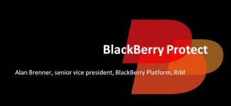 Rim presenta BlackBerry Protect: backup remoto, restore e localizzazione del proprio BlackBerry