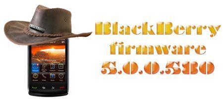 BlackBerry Storm2 9520: Firmware 5.0.0.580 ufficiale da Zain Jordan