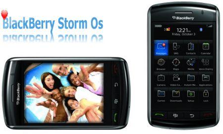 BlackBerry Storm 9500: Esce il firmware ufficiale 5.0.0.425