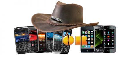 BlackBerry O altri smartphone