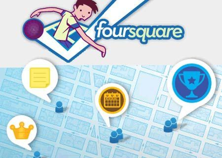 Foursquare per BlackBerry: Aggiornamento alla v. 1.9.8 in BlackBerry App World