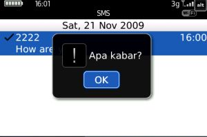 Mail Translator per BlackBerry