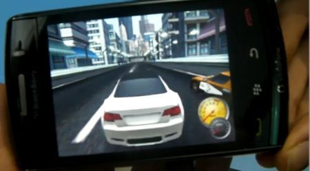 Need for Speed Shift per BlackBerry Storm2
