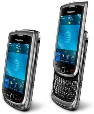 OS 6.0.0.526 per BlackBerry Torch 9800 non ufficiale