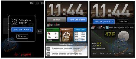 BlackBerry OS 6 preview