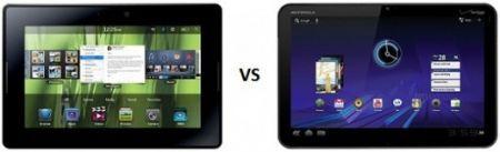 BlackBerry PlayBook: previsti 1 millione di esemplari nel 1° trimestre 2011