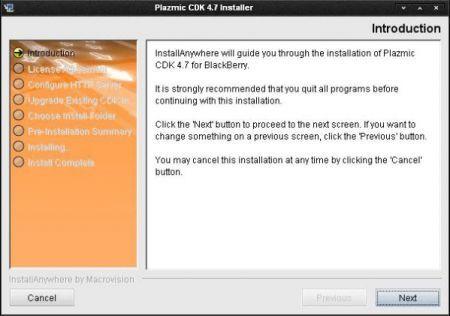 Plazmick CDK 4.7 ufficiale