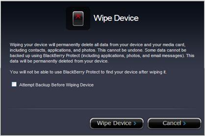 BlackBerry Protect: la nostra prova su strada