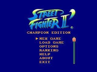 Gioco Street Fighter II per BlackBerry