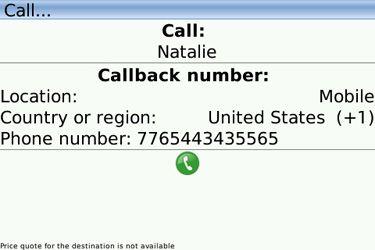 IM+ for Skype call