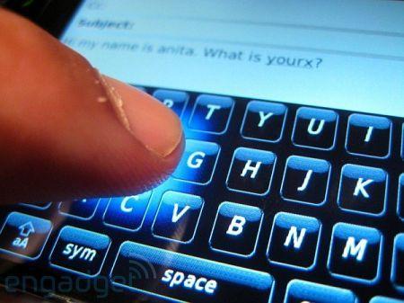 BlackBerry Storm 3 debutterà con Qnx OS?