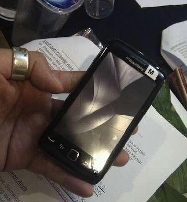 BlackBerry Storm 3: potrebbe essere questo il nuovo BlackBerry Storm?