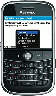 twitterberry beta