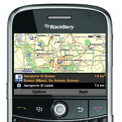Ubinav vince il BlackBerry Partner Fund