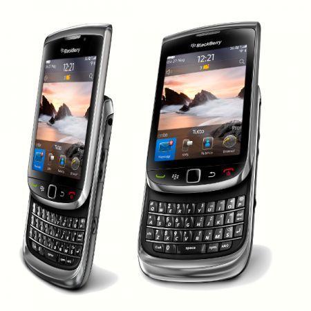 BlackBerry Torch 9800: Ecco l'offerta di Vodafone Italia
