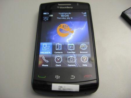 vodafone blackberry storm 9520
