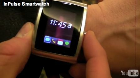 WES 2010: InPulse Smartwatch si mostra in un video