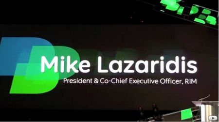 WES 2010: Mike Lazaridis Keynote