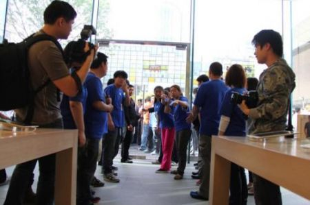 iPad 3: blocco delle vendite mondiali in arrivo dalla Cina