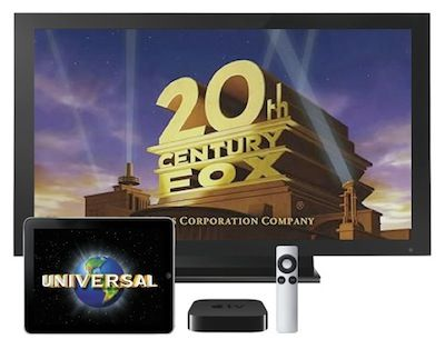 iCloud: Universal e Twentieth Century Fox presto accordo con Apple
