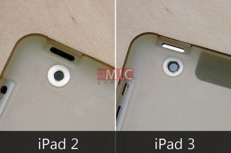 fotocamera iPad 3