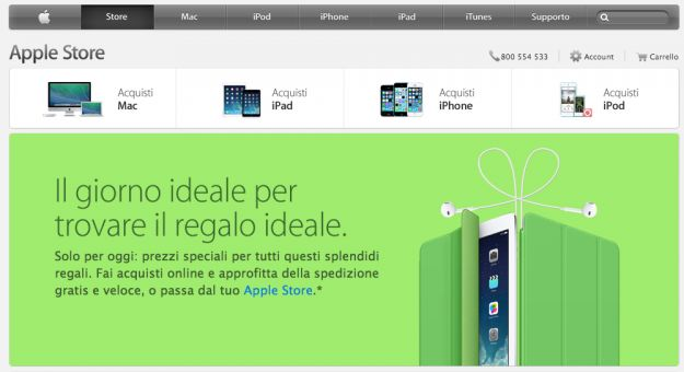 Apple Black Friday sconti e novita