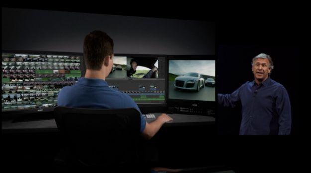 Apple Final Cut Pro X si aggiorna, tutte le novità