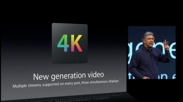 Apple e AUO: iniziata la produzione display 4K