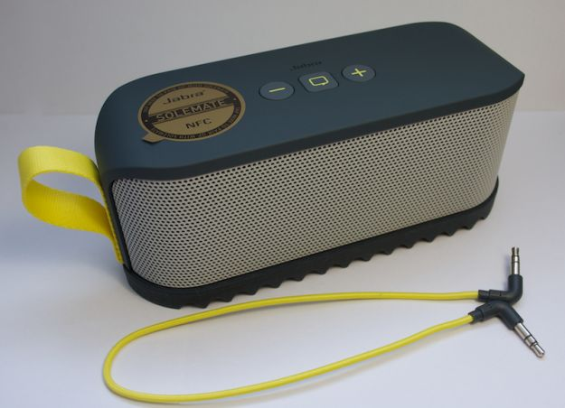 Jabra Solemate lo speaker wireless per iPhone ed iPad TEST