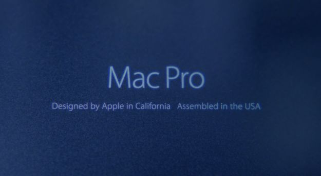 Mac Pro Made in USA: cosa cambia [VIDEO]