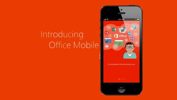 Office Mobile iOS iPhone