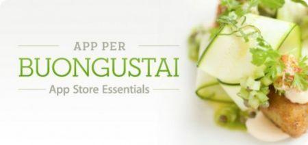 App Per Buongustai: nuova sezione dedicata agli amanti del cibo in App Store