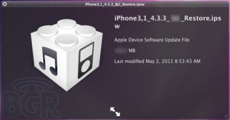Apple pronta a rilasciare iOS 4.3.3 per correggere il locationgate