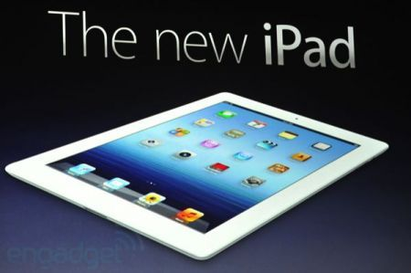 Nuovo iPad, il primo iPad dopo l&#8217;era Steve Jobs