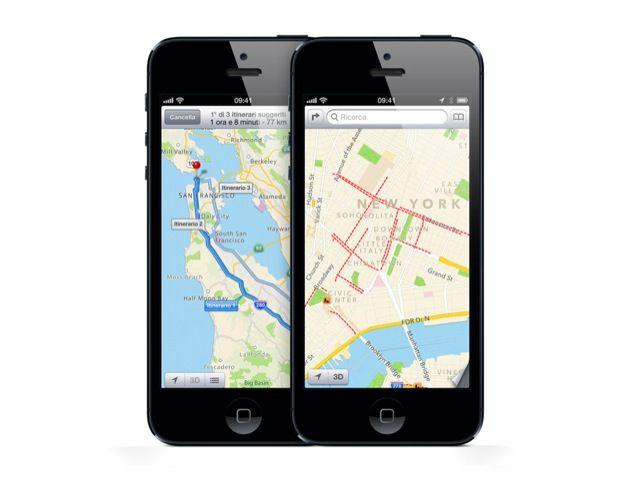 Apple Mappe, licenziato il responsabile del progetto