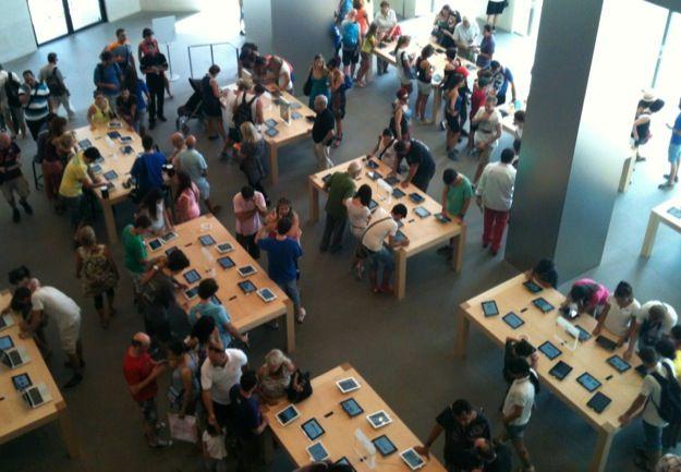 Apple Store a Rimini e a Roma in arrivo