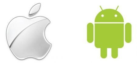 Apple batte Android sul territorio USA