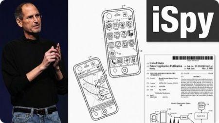 iPhone, i dati GPS degli utenti su un brevetto Apple