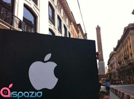 Apple Store Bologna, apertura forse il 17 settembre