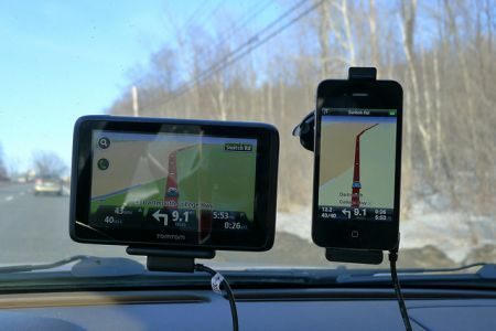 Apple e TomTom per sostituire Google Maps su iPhone
