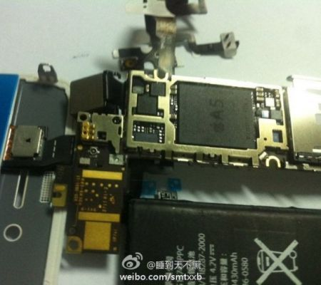 iPhone 5: Processore A5, display più grande e nuova batteria