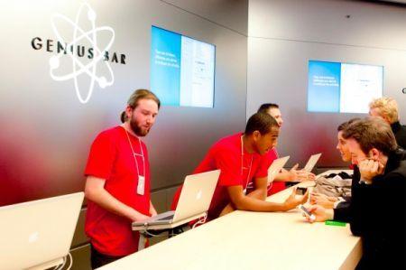 iOS 5 e iPhone 5: 9 – 12, 14 -14 niente ferie per i dipendenti degli Apple Store