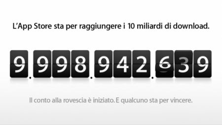 App Store festeggia i 10 milliardi di download