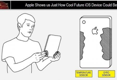 Brevetto Apple: Sensori di temperatura su iDevice