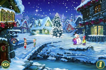 Il Calendario Di Natale Trailer.Il Calendario Dell Avvento Interattivo Su Iphone Iphone News