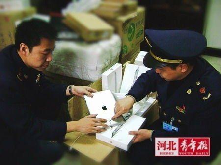 Cina: Apple iPad confiscato dalle autorità locali
