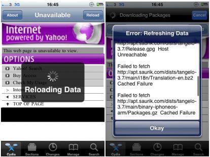 Jailbreak: Cydia bloccato in Irlanda a causa di un operatore