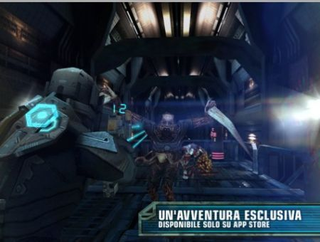 Dead Space è disponibile nell'App Store Italiano