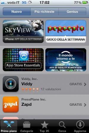 App Store sotto accusa
