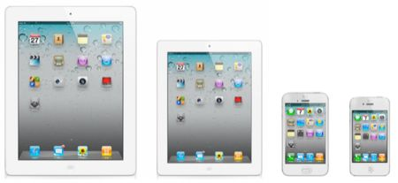 iPhone 5, iPad 3 Mini: LG starebbe già preparando i display per entrambi